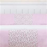 Kit Berço Coroa Rosa Floral