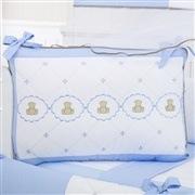 Quarto Econômico para Bebê Elegance Teddy Azul