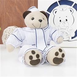 Urso Porta Chupeta Navegador