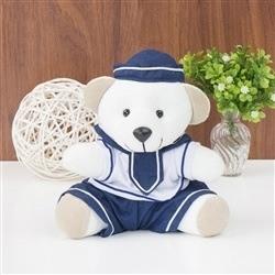 Urso P Navegador Marinho