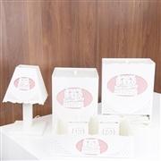 Kit Higiene Completo Ursa Soneca Rosa