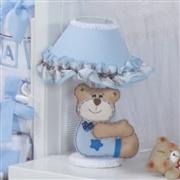 Abajur Baby Bear Azul