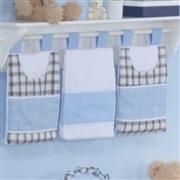 Quarto para Bebê Baby Bear Azul