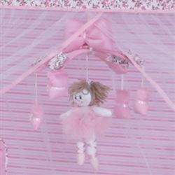 Móbile Bonequinha Bailarina