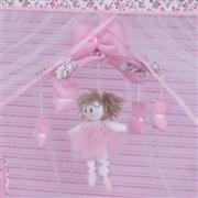 Quarto para Bebê Bonequinha Bailarina