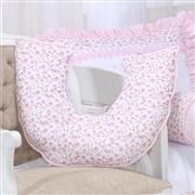 Quarto para Bebê Floral Rosa