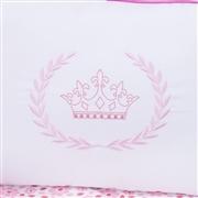 Kit Berço Princess Real Rosa