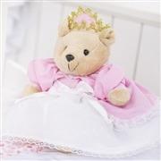 Quarto para Bebê sem Cama Babá Princess Real Rosa
