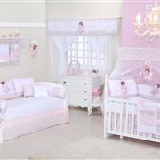Quarto para Bebê sem Cama Babá Boneca Princesa