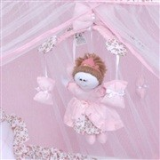 Quarto para Bebê Boneca Princesa