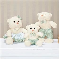 Família Ursos Amore Verde