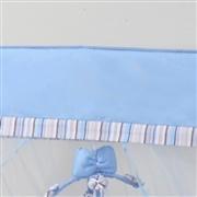 Kit Berço Reino dos Animais Azul