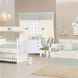 Quarto para Bebê Amore Verde