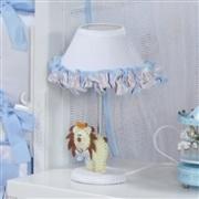 Quarto para Bebê Reino dos Animais Azul