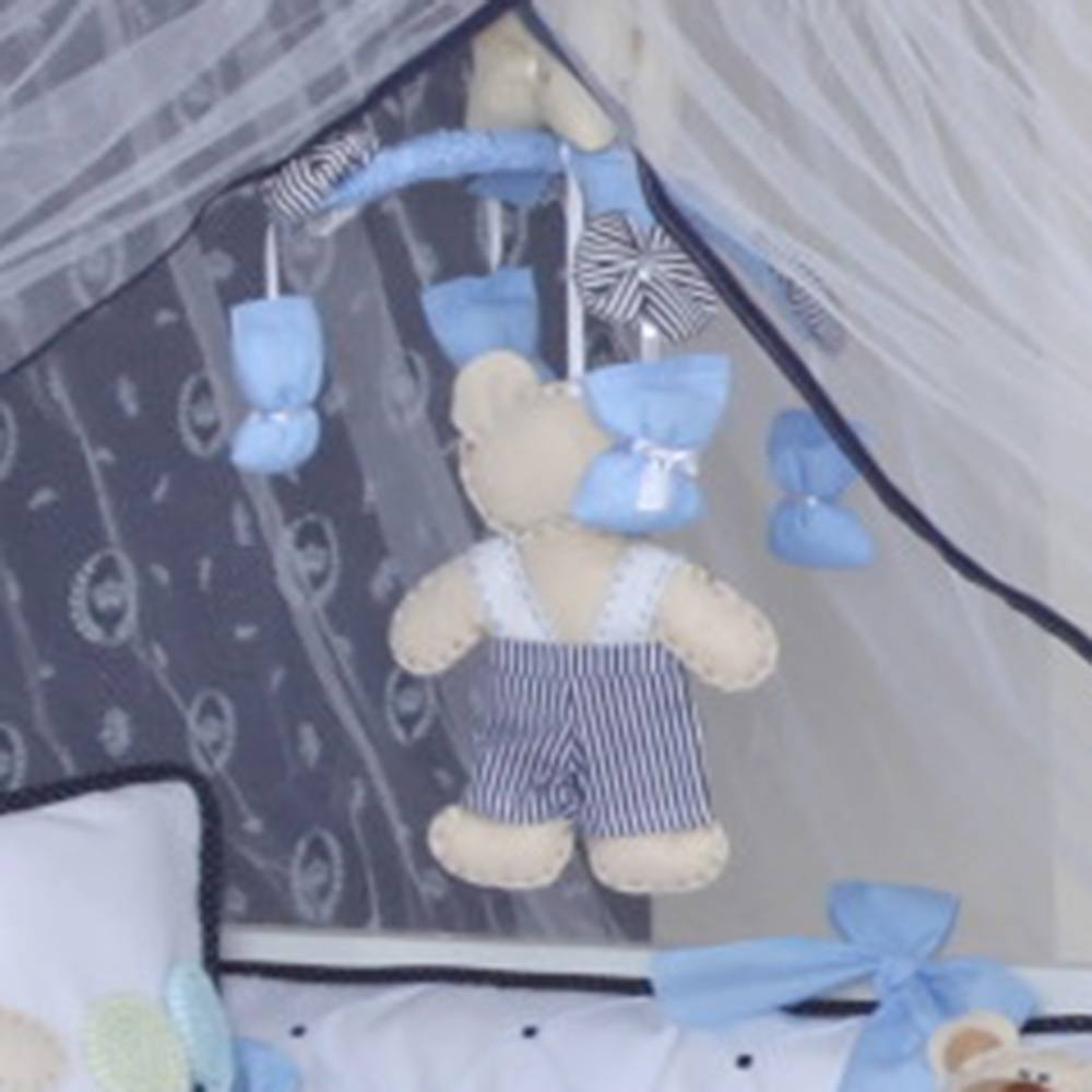 Móbile Urso Pirulito