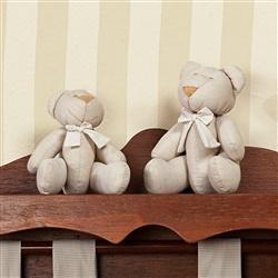 Família Ursos Gravata Listrada Classic