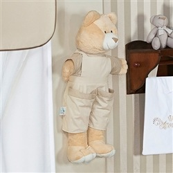 Urso Porta Fraldas Classic
