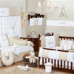 Quarto para Bebê Sem Cama Babá Classic