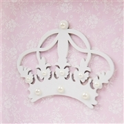 Nicho Decorativo Glamour de Princesa