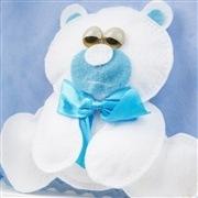 Nicho Decorativo Urso Soneca Azul