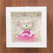 Nicho Decorativo Ursa Carinhosa