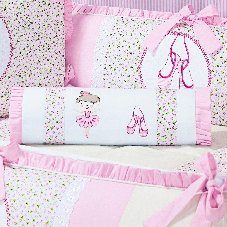 Almofada Decorativa Bailarina
