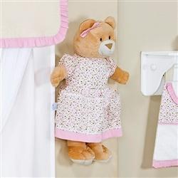 Ursa Porta Fraldas Bailarina