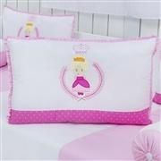 Kit Cama Babá Rainha Pink