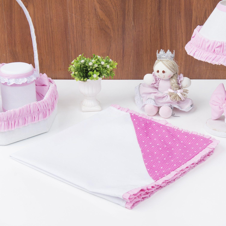 Manta Rainha Pink