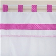 Cortina Rainha Pink