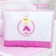 Quarto para Bebê Rainha Pink