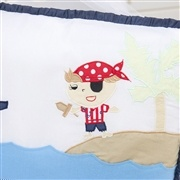 Kit Berço Piratinha