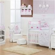 Quarto para Bebê sem Cama Babá Minha Princesa