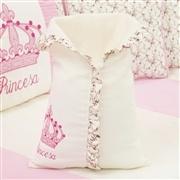 Porta Bebê Imperial Rosa Floral