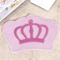Tapete Big Coroa Real Rosa
