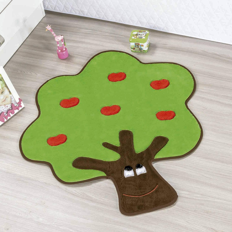 Tapete Árvore Feliz