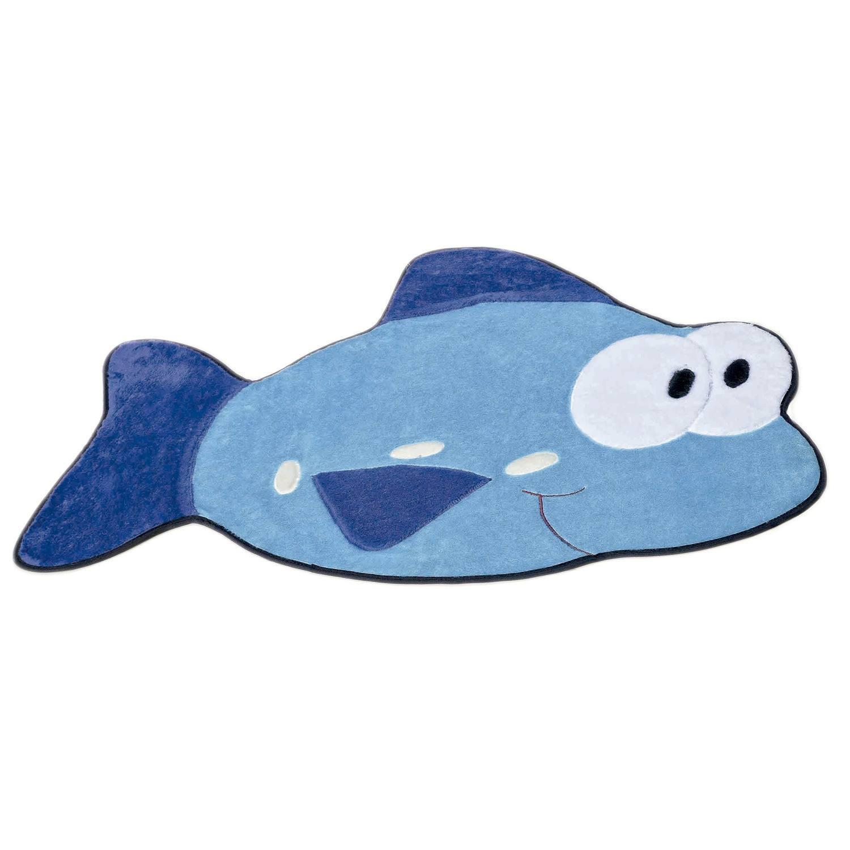 Tapete Peixinho Azul