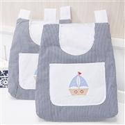 Quarto para Bebê Marítimo Marinho