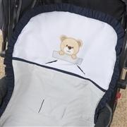 Capa de Carrinho Urso Bernardo