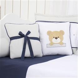 Almofadas Decorativas Urso Bernardo