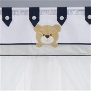 Quarto para Bebê sem Cama Babá Urso Bernardo