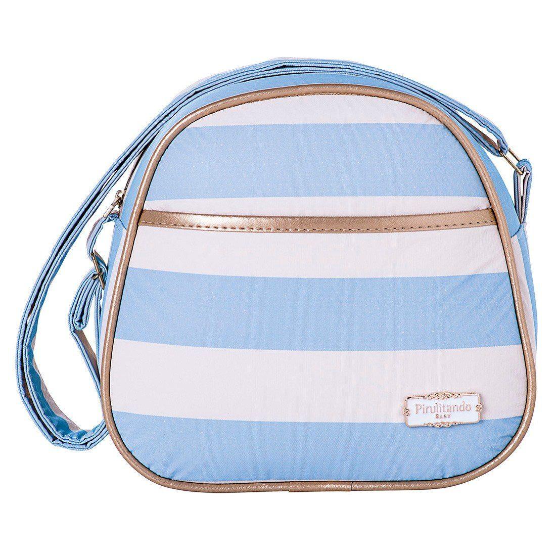 Frasqueira Térmica Maternidade Harmonia Azul