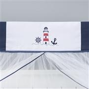 Kit Berço Luxo Marítimo