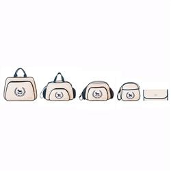 Conjunto de Bolsas Maternidade Petit Cavalinho