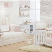 Quarto para Bebê Florence