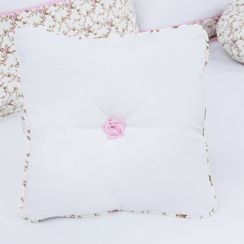 Almofada Botão de Flor Sonhos