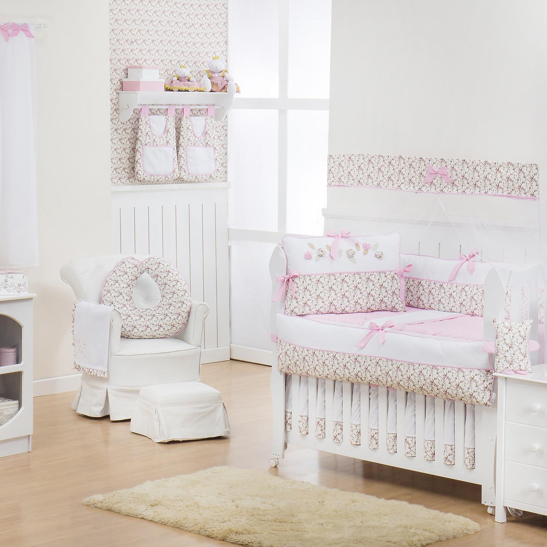 Quarto para Bebê sem Cama Babá Sonhos