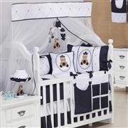 Quarto para Bebê sem Cama Babá Nobreza Marinho