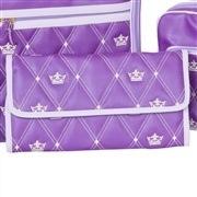 Conjunto de Bolsas Maternidade Master Coronate Roxo