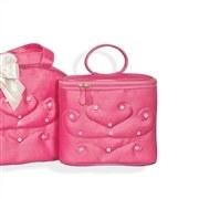 Conjunto de Bolsas Maternidade Pérola Chiclete